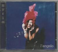 SYRIA - L'angelo - CD 1997 USATO OTTIME CONDIZIONI