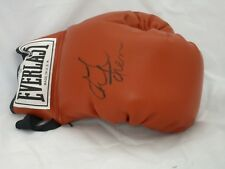 George Foreman Signed Everlast Boxing Glove JSA Letter Of Authenticity (0S06)