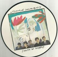 Altered Images - I Could Be Happy 1981 7 inch vinyl picture disc single