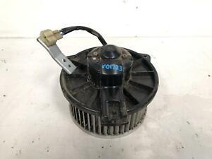Toyota Townace Heater Fan Motor YR39 04/1992-12/1996