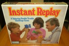 Vintage INSTANT REPLAY Game Parker Brothers NEW Sealed 1987