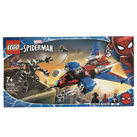 LEGO 76150 Marvel Spiderjet Vs. Venom Mech Set New