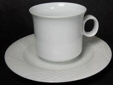HUTSCHENREUTHER Bavaria BIANCA Scala pattern Cup & Saucer Set