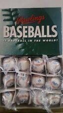 """This is for 6 New Rawlings 9"""" Tee Ball Baseballs Tvb New Six Baseballs"""