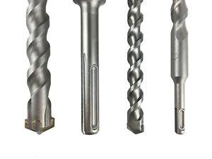SDS PLUS / MAX  Hammerbohrer Betonbohrer L 160-1200 mm DM 6-45 mm für Bohrhammer