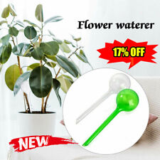 1Pcs Round Self-watering Feeder Plant Pot Self Watering Bulb System Garden 2021