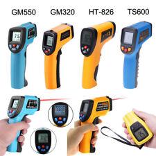 GM550 Digital LCD sin Contacto Infrarrojos Termómetro Temperatura Láser Pistola