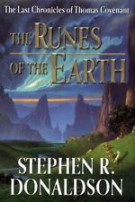 The Runes of the Earth by Stephen R. Donaldson (2004, Hardcover)