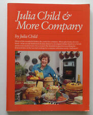 Julia Child & More Company Cook Book Paperback 1979 First Edition