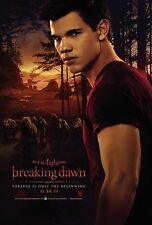 Breaking Dawn The Twilight Saga Advance Movie Poster (c)