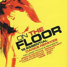 VARIOUS ARTISTS - ON THE FLOOR [WATER DANCE 2007] (NEW CD)