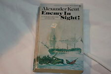 Enemy in Sight by Alexander Kent (1975, Paperback)