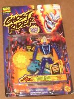 Toy Biz Exploding Ghost Rider Action Figure MOC New Marvel Comics Comic Book