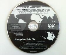 CADILLAC GMC CHEVROLET HUMMER NAVIGATION DVD CD DISC 20857425U DISK GPS MAP 4.1C