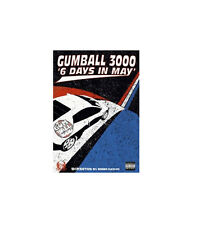 DVD Gumball 3000 - 6 Days in May *NEW/SEALED* rare *gum ball auto rally six day