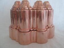 Antique Victorian English Benham & Froud Copper Jelly Mould # 616