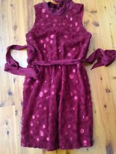 Ladies Dress from Anthropologie Size 12