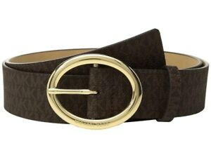 MICHAEL Kors Belt Signature Logo Belt  XS, S, M, XL
