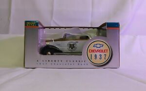 LIBERTY CLASSICS 1937 CHEVROLET PABST BREWING COMPANY DIE CAST BANK