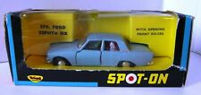 Triang Spot On 270 Ford Zephyr Six - light blue - Original Boxed