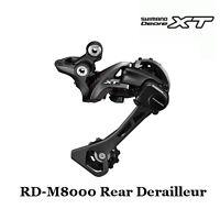 New Shimano XT RD-M8000 11-Speed Rear Derailleur GS SGS Medium / Long Cage