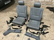 W163 Mercedes ML - Rear Boot Seat - 7 Seater Conversion inc seat belts and trim