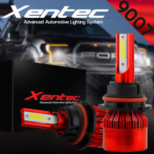 2X HB5 9007 488W 48800LM LED Headlight H/L Bulbs Car 6000K Lamp Conversion Kit