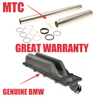 Collapsible Coolant Pipe Kit + Valley Pan For BMW 545i 550i X5 645Ci 650i