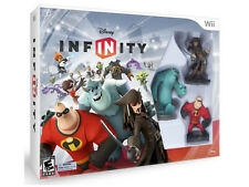 Disney Infinity Starter Pack IMPORT - Game Play in English Wii U
