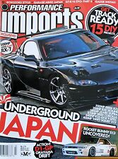 Performance Imports Magazine No 119 - 20% Bulk Magazine Discount