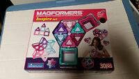 MAGFORMERS Inspire 30 Piece Playset NEW SEALED