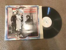 Country Joe McDonald War War War Record Lp Original White Label