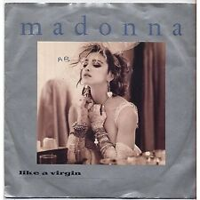 MADONNA - Like a virgin -  45 RPM 1984 VG++ / VG+ CONDITION