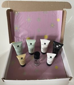 TEMPLE SPA FACIAL IN A BOX 7 Trial Sizes Sent In A Letter box COMBINATION SKIN