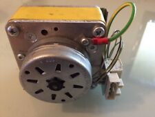 Saia-Burgess actuator motor 450rpm, 0.12uf 230v 50/60hz #135001244305
