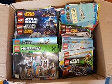 XXL LEGO Lego Sammlung, Starwars, Minecraft, Technik, City, Creator