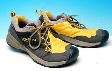 KEEN EVENT BLACK & YELLOW ATHLETIC TRAIL SPORT SHOES MENS 12 EU 46 GREAT SHAPE
