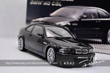 KYOSHO 1:18 BMW M3 E46 CSL black