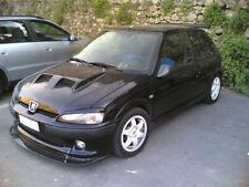 Scheinwerferblenden für Peugeot 106  1996-2003 -Böser Blick- Set  Blenden