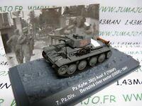 PZ28U Tank militaire 1/72 PANZER n°28 PZ Kpfw 38 t TNHP 7 pz div URSS 1941
