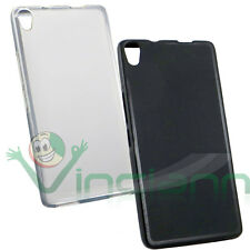 Pellicola+Custodia TPU flessibile Flexy per Archos Diamond S cover case morbida