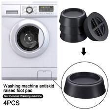 4Pcs Universal Washing Machine Anti Vibration Pad Stabilizer Pedestal Feet Dryer