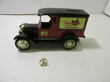 1923 Chevy Delivery Van Replica 125 Scale Diecast Very Fine Bank From Ertl dc70