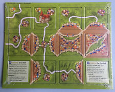 Carcassonne Mini Expansion - The Festival II, Brand New with English Rules