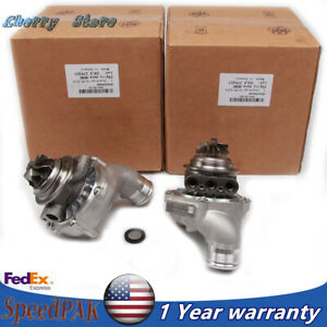 L & R Turbocharger Turbo Chargers Fit For Audi A6 A7 A8 4.0T 079145722 079145721