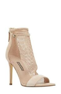Nine West Womens Gotbank 2 Dress Heel, Beige, Size 6.5