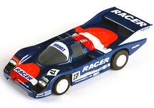AFX 70300 Porsche 962 17 MegaG HO Slot Car Mega G Chassis for Autoworld LifeLike
