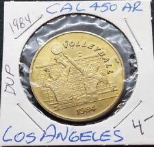 New listing 1984 Olympic Token ~ Volleyball ~ Los Angeles California ~ Ca450Ar