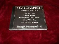 Foreigner Limited Edition Signed Cd Rare