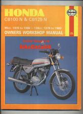 Clymer Manuale Officina Honda XL XR TLR 125-200 1979-2003 Servizio di Riparazione